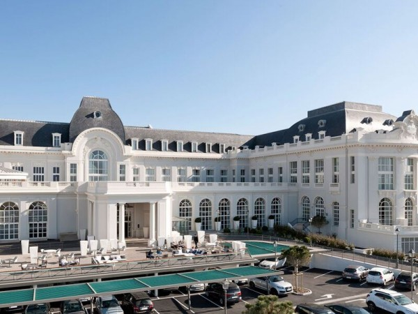 Les Cures Marines, Thalassa Sea & Spa Hotel-2