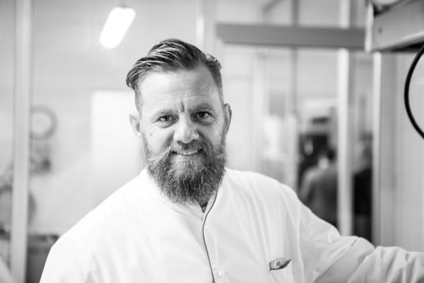 Matteo Felter - chef GRAND HOTEL FASANO