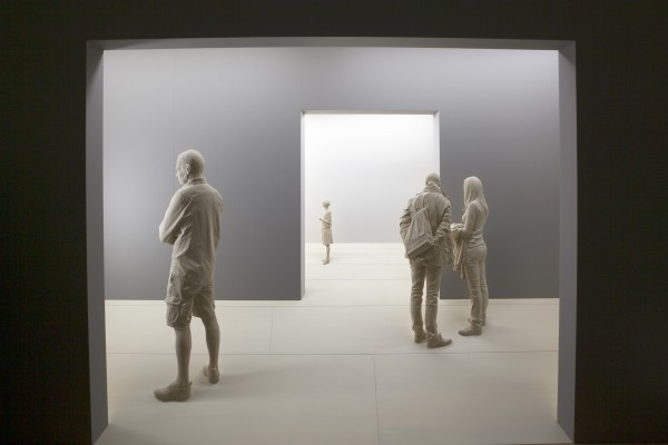 the Exhibition - Peter Demetz(1)
