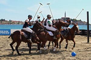 14.05.2016., Rovinj - Polo Beach turnir.Drugi dan.Photo: Jurica Galoic/PIXSELL