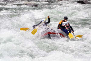 rafting ev