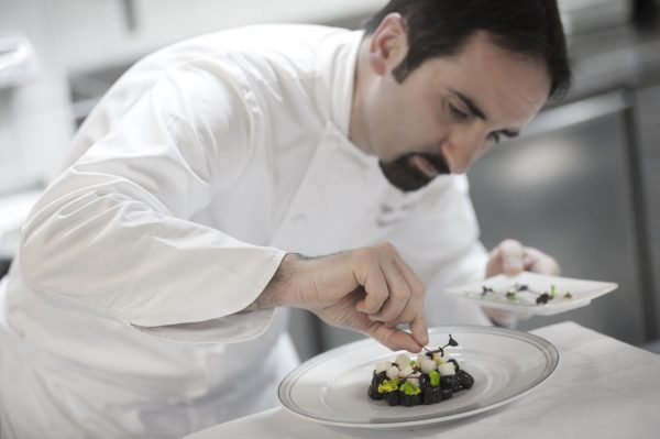 Vito Mollica, Executive Chef Four Seasons Hotel Milano