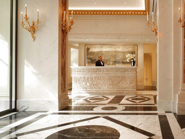 Dorchester Collection Hotel Eden Reception