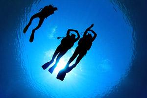 Scuba Diving Ponza