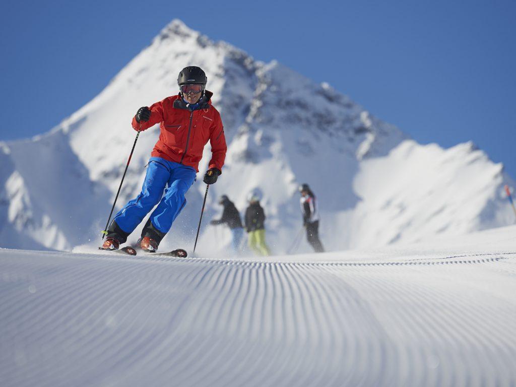 Wintersport Splügen