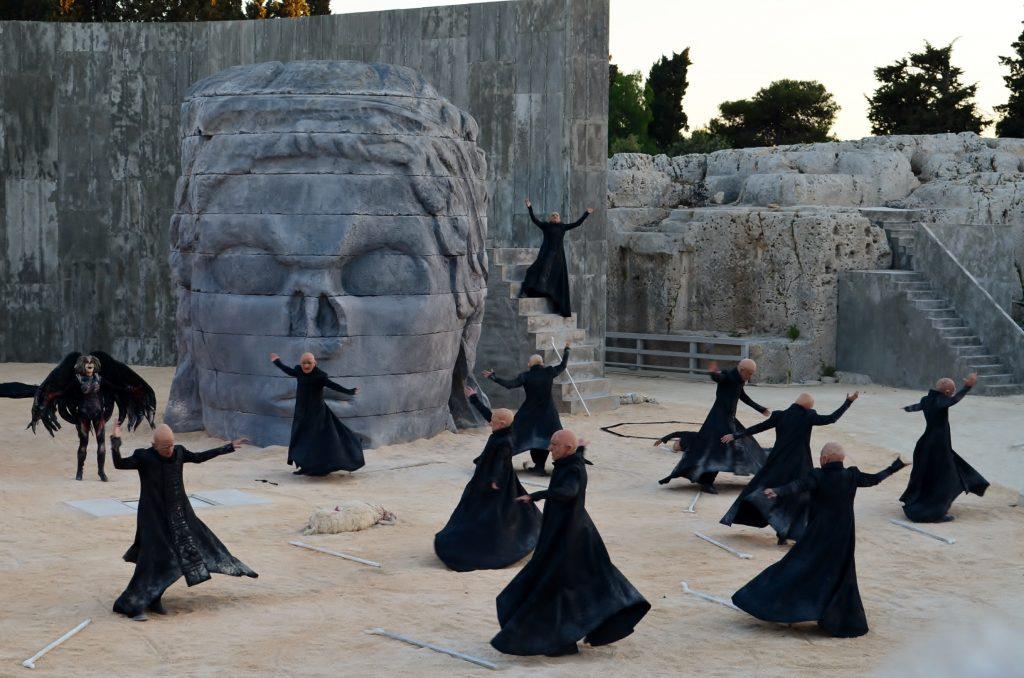 Tragedia Greca-Teatro siracusa