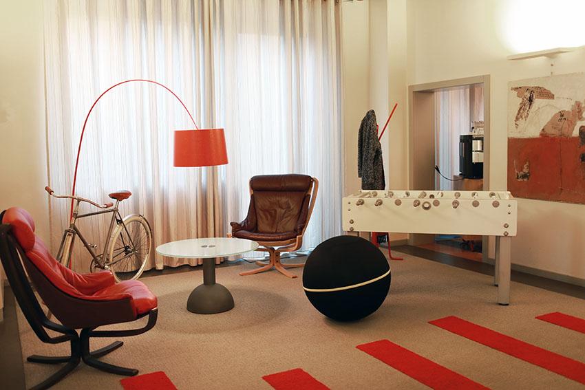Hotel Annunziata, Ferrara. Foto di @MonicaVinella