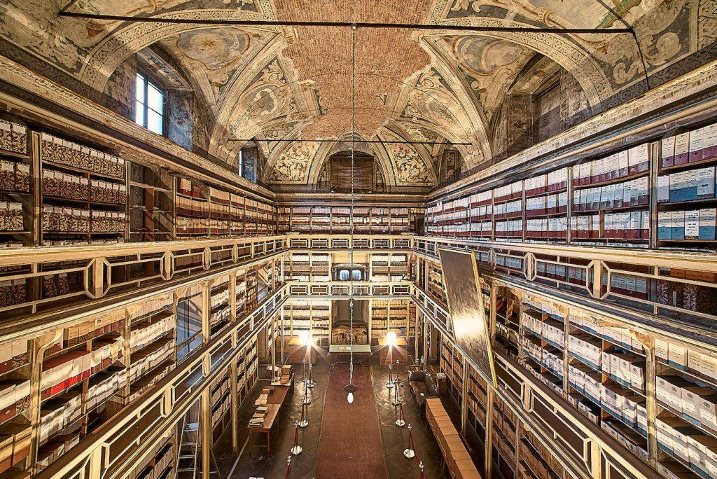L'Archivio della Ca' Granda