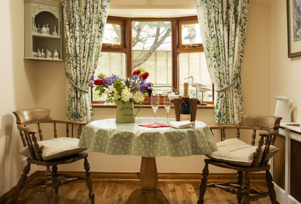 5. The Cottages Ireland ~ Honeymoon Cottage, Dining