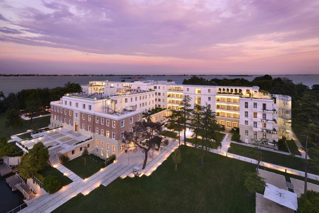 JW Marriott Venice Resort & Spa_Hotel Facade