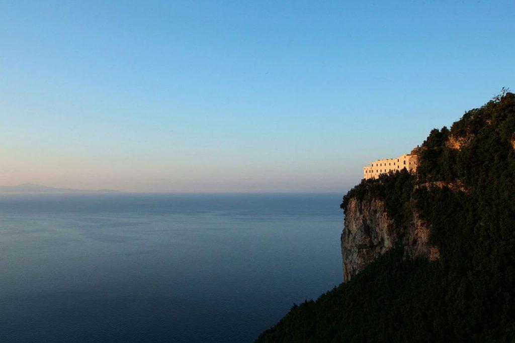 Monastero Santa Rosa - Monastery Amalfi Coast
