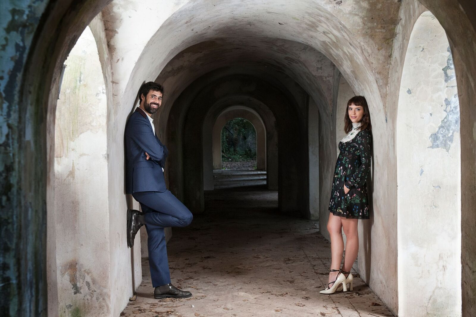 Filippo and Daniela Cosmelli, founders of IF Experieces.