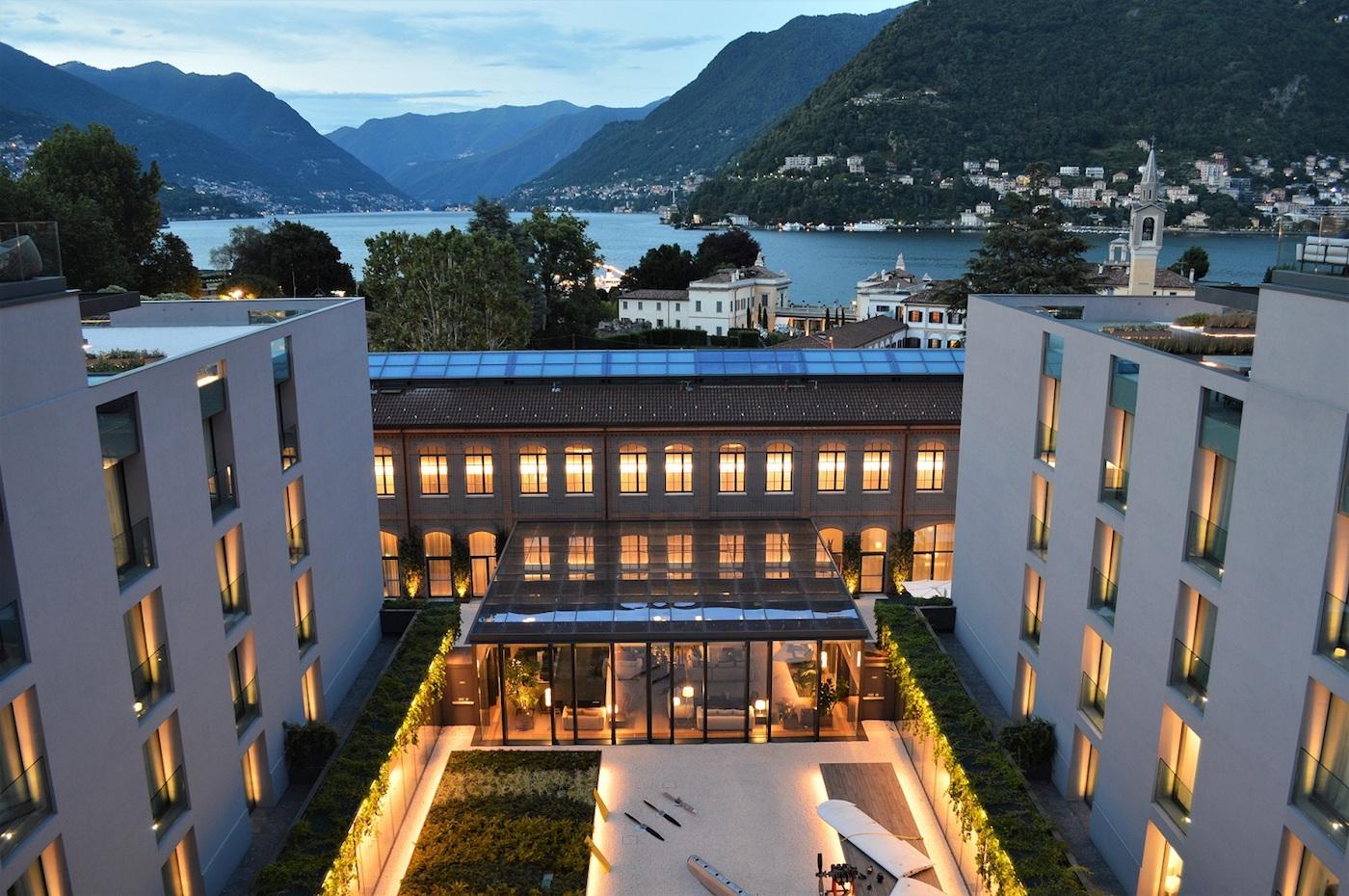 L'Hilton Lake Como