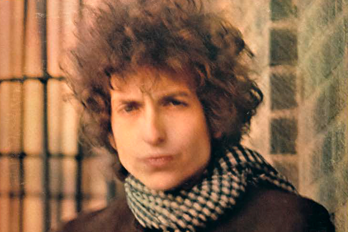 Blonde on Blonde Copertina, 1966