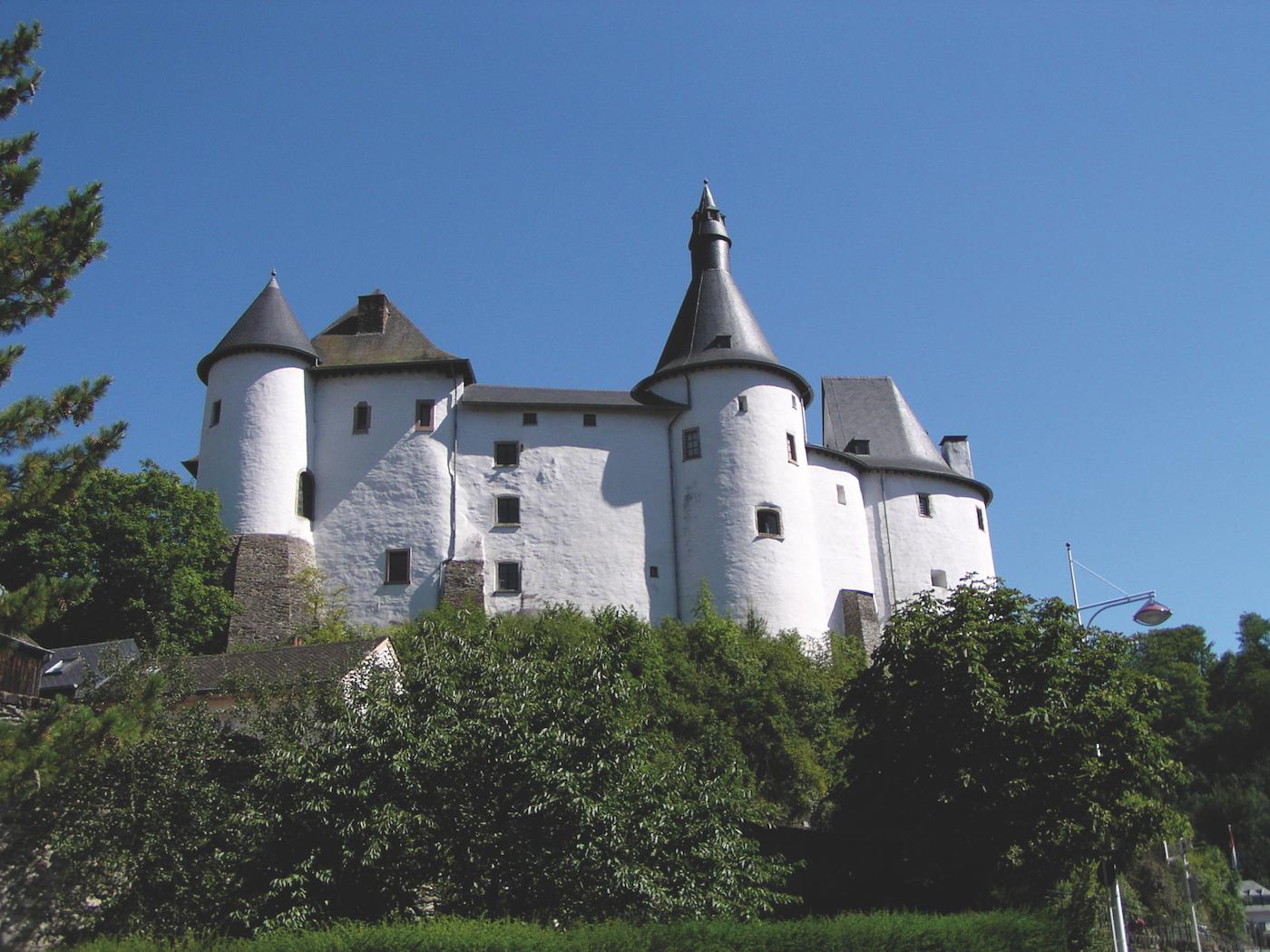 Il castello di Clervaux - foto Ministère de l'Économie / LFT