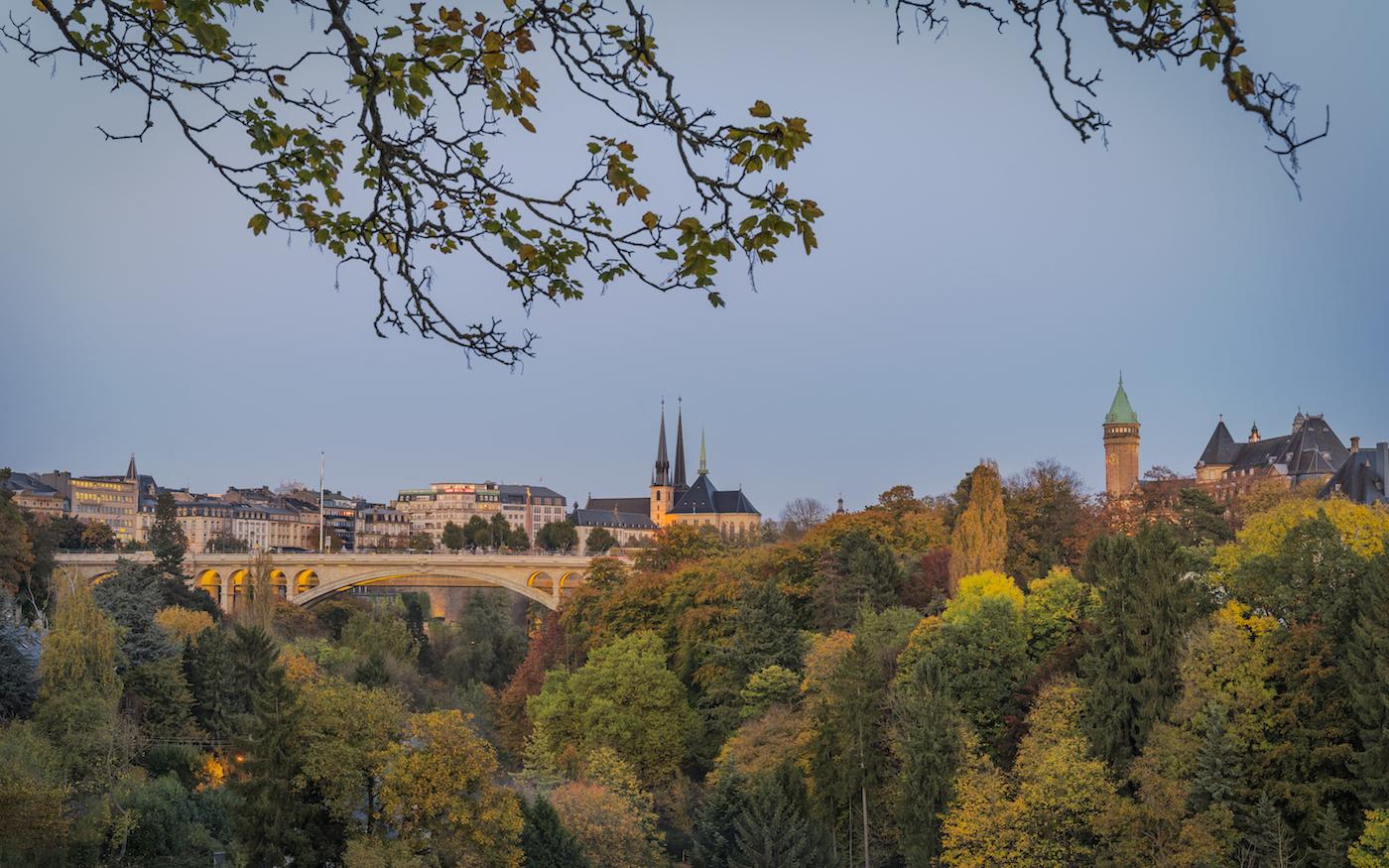 Scorcio di Lussemburgo - foto A. Salgueiro www.alsalphotography.com/LTF