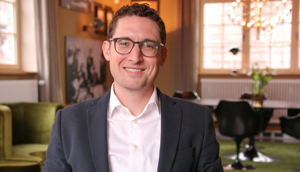 Managing Director Michael End 25hours Hotels
