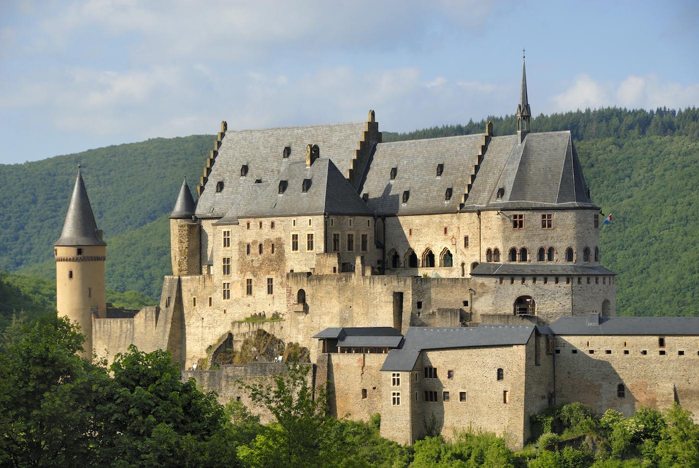 Il castello di Vianden