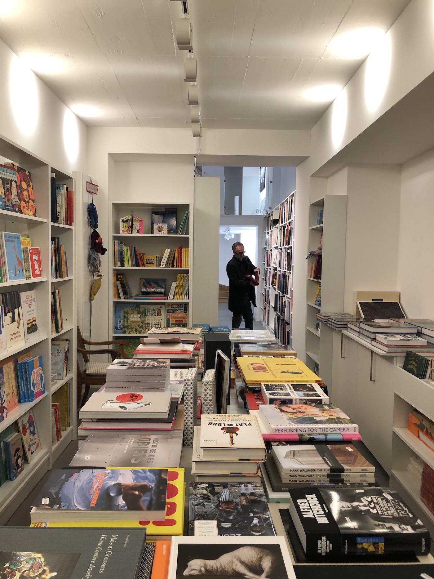 La libreria Fellner Louvigny