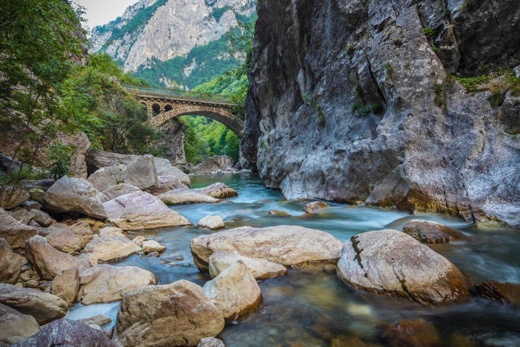 Rugova Canyon, ©Dini Begolli