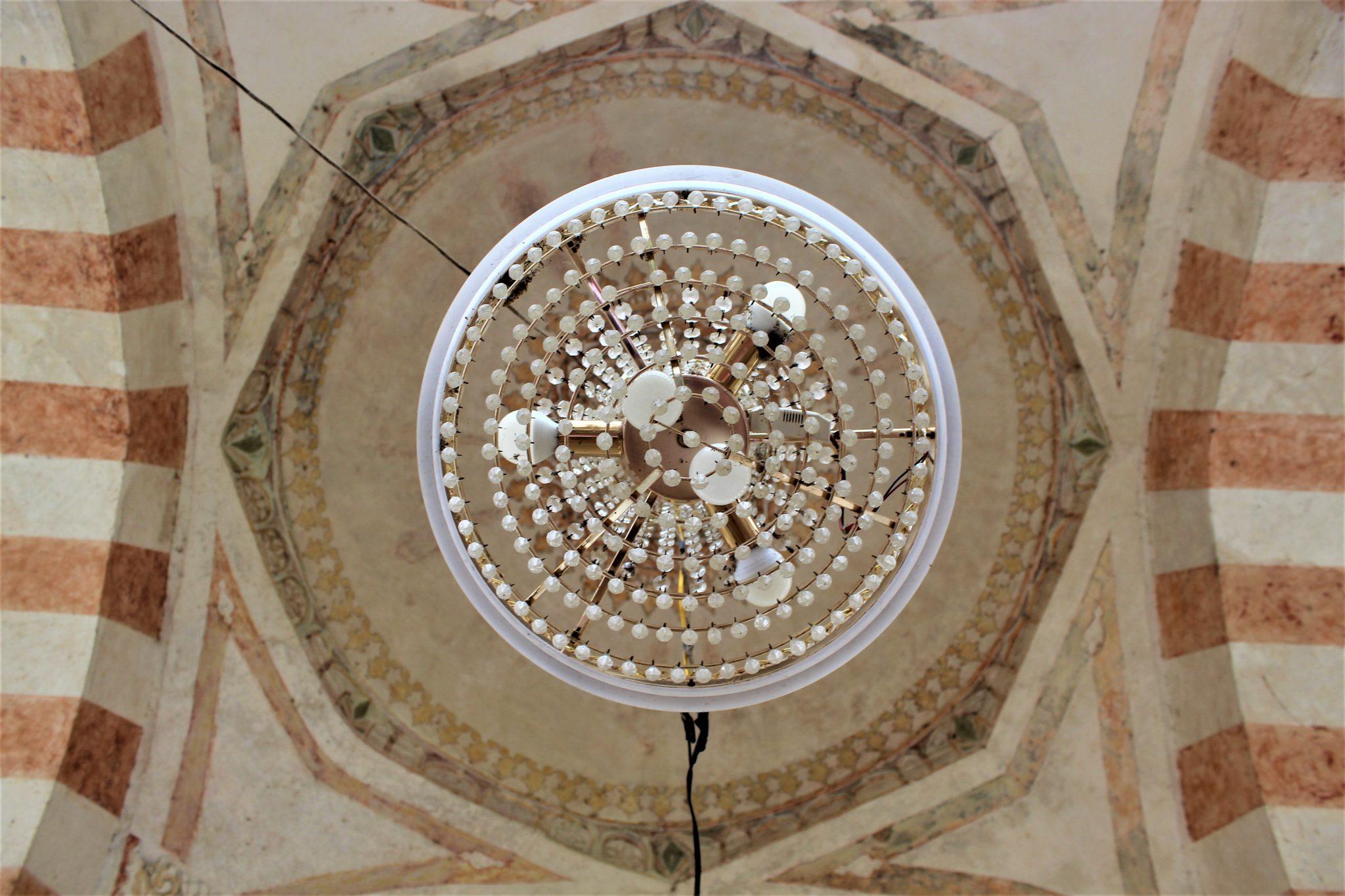 Decorazioni della Moschea Hadum a Gjakova, ©Francesca Masotti