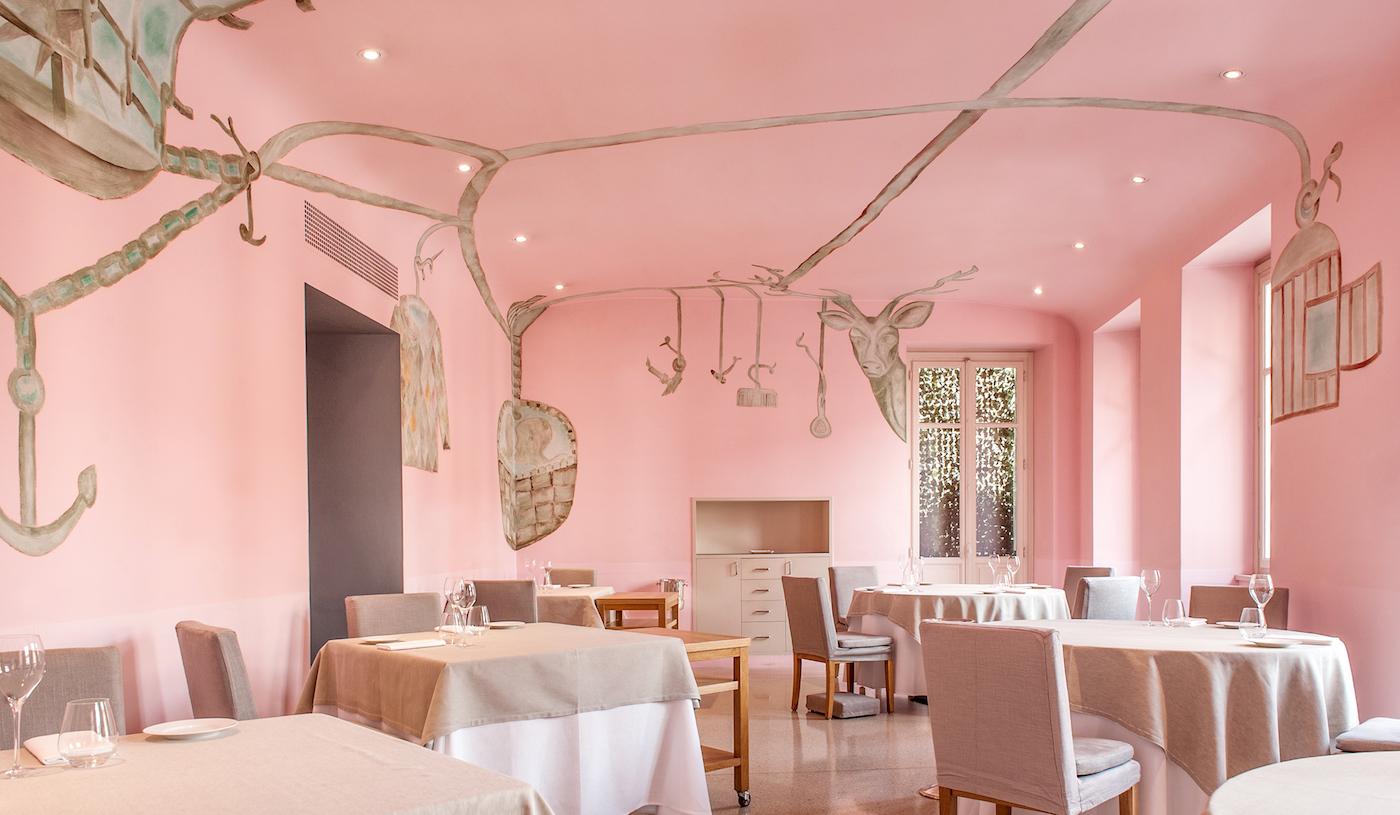 Il ristorante Piazza Duomo ad Alba