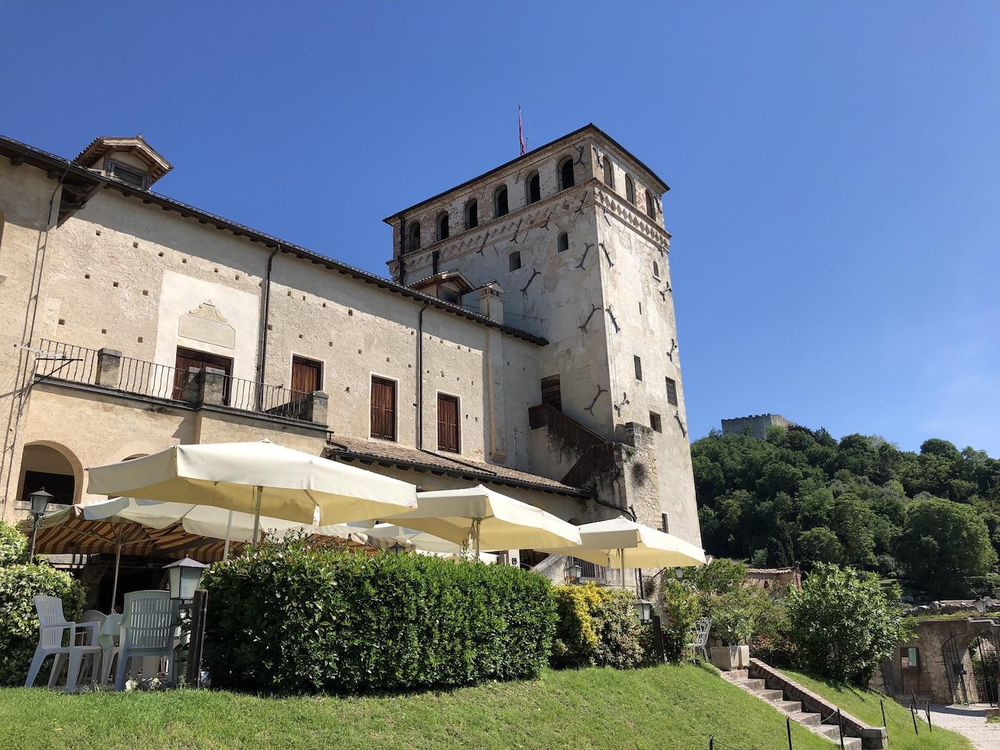 Il Castello di Asolo