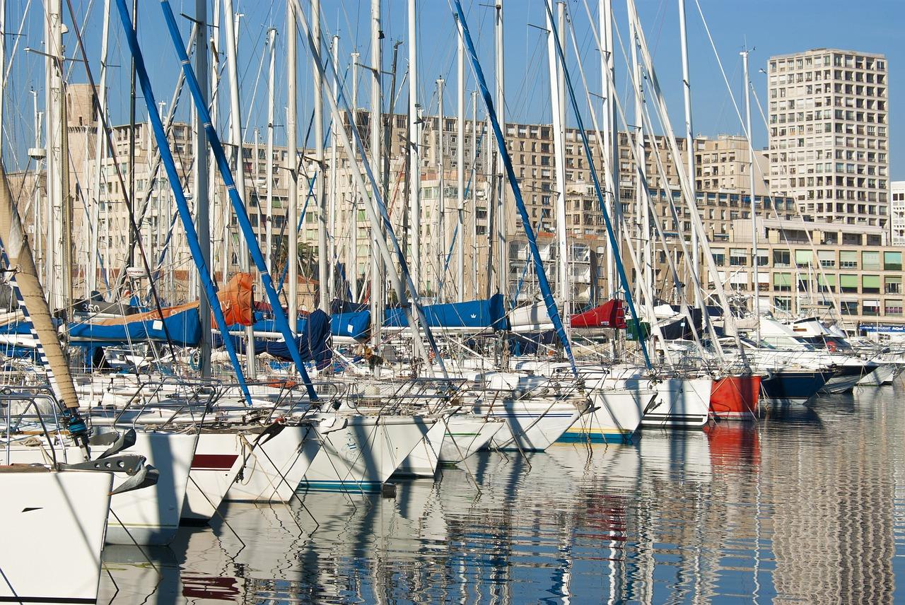 ©Porto di Marsiglia/djedj (Pixabay)