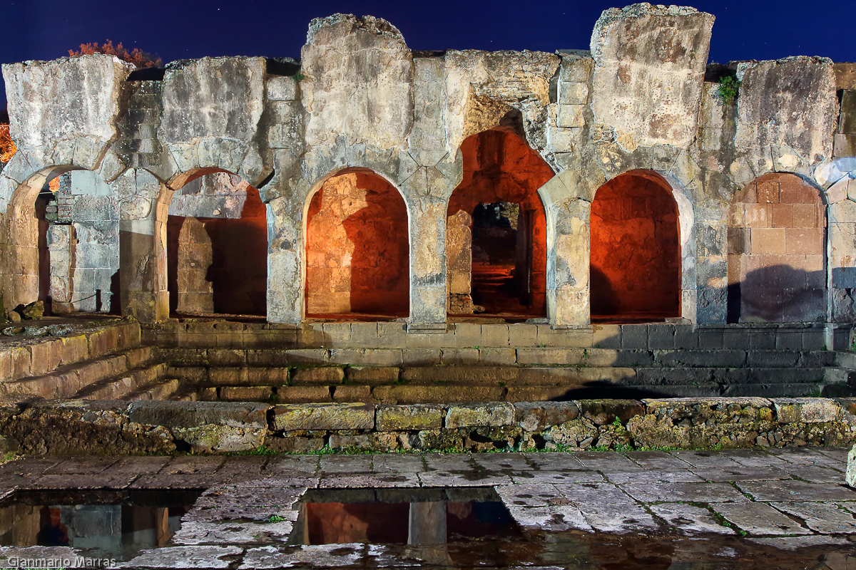 Fordongianus - Terme romane di Forum Traiani