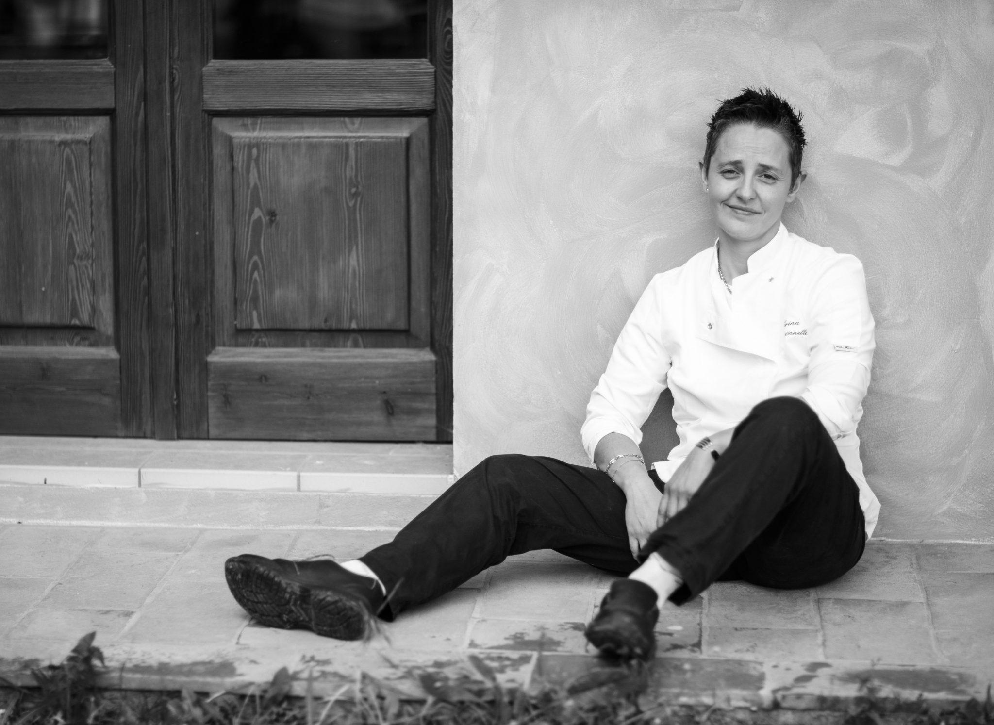 Chef Irina Steccanella.