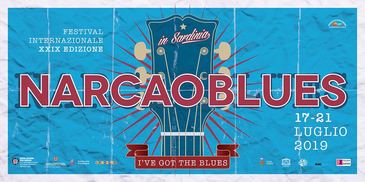 Narcao Blues Locandina 1200