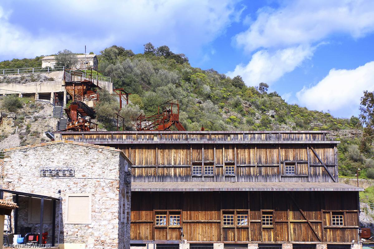 Narcao - Ecomuseo Miniere Rosas