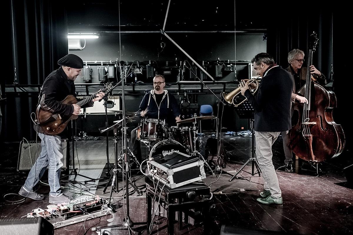 Paolo Fresu & Devil Quartet
