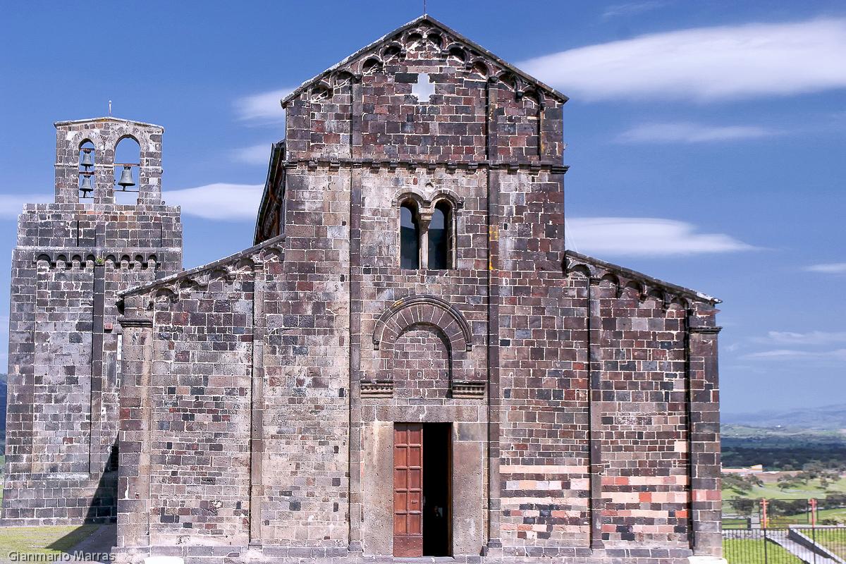 Ardara - Basilica di Nostra Signora del Regno