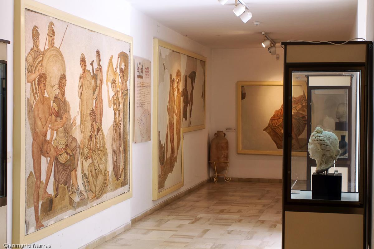 Nabeul - Museo Archeologico