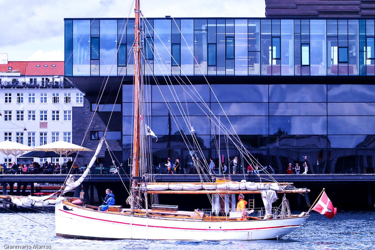 Copenaghen - Teatro Reale Danese
