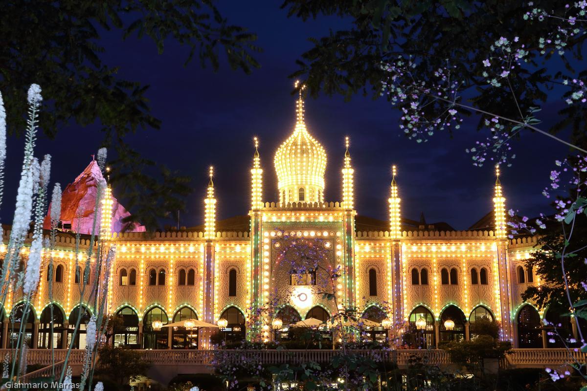 Copenaghen - Parco Tivoli