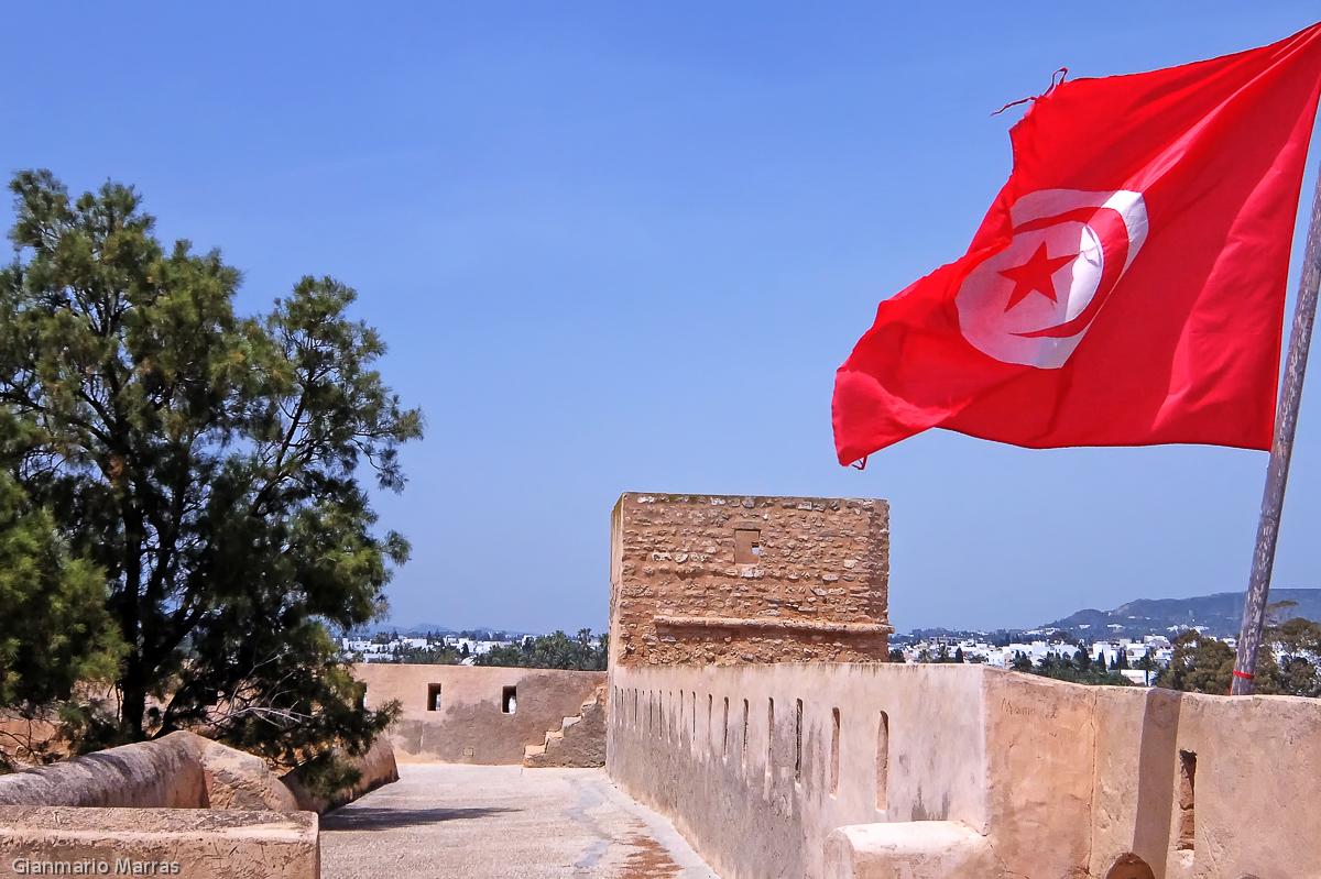 Hammamet - Mura della Kasbah