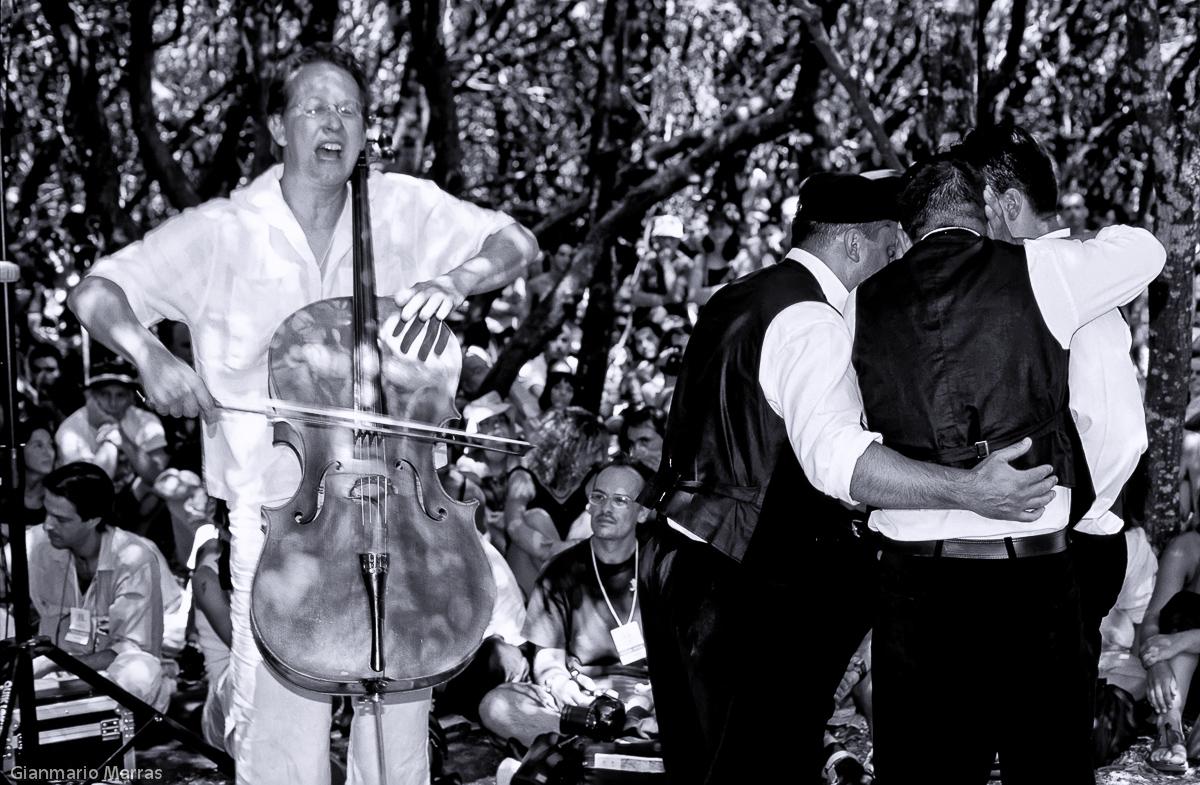 Time in Jazz - Ernst Reijseger Tenores di Orosei