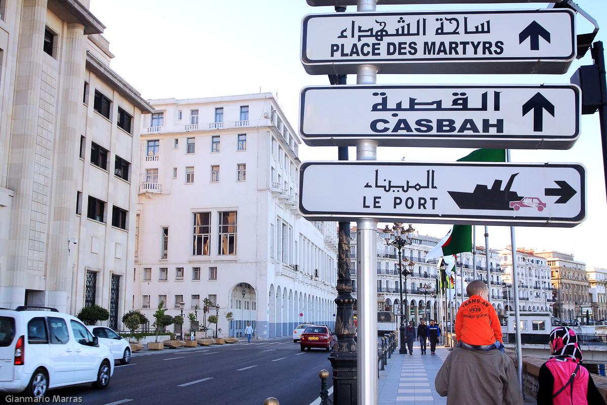 Algeria - Per le strade di Algeri