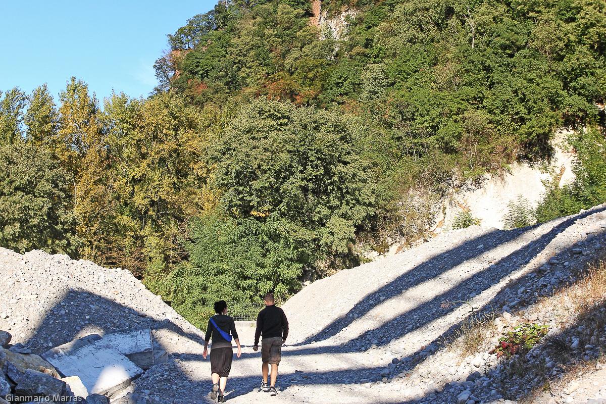 Canton Ticino - Parco delle gole del Breggia