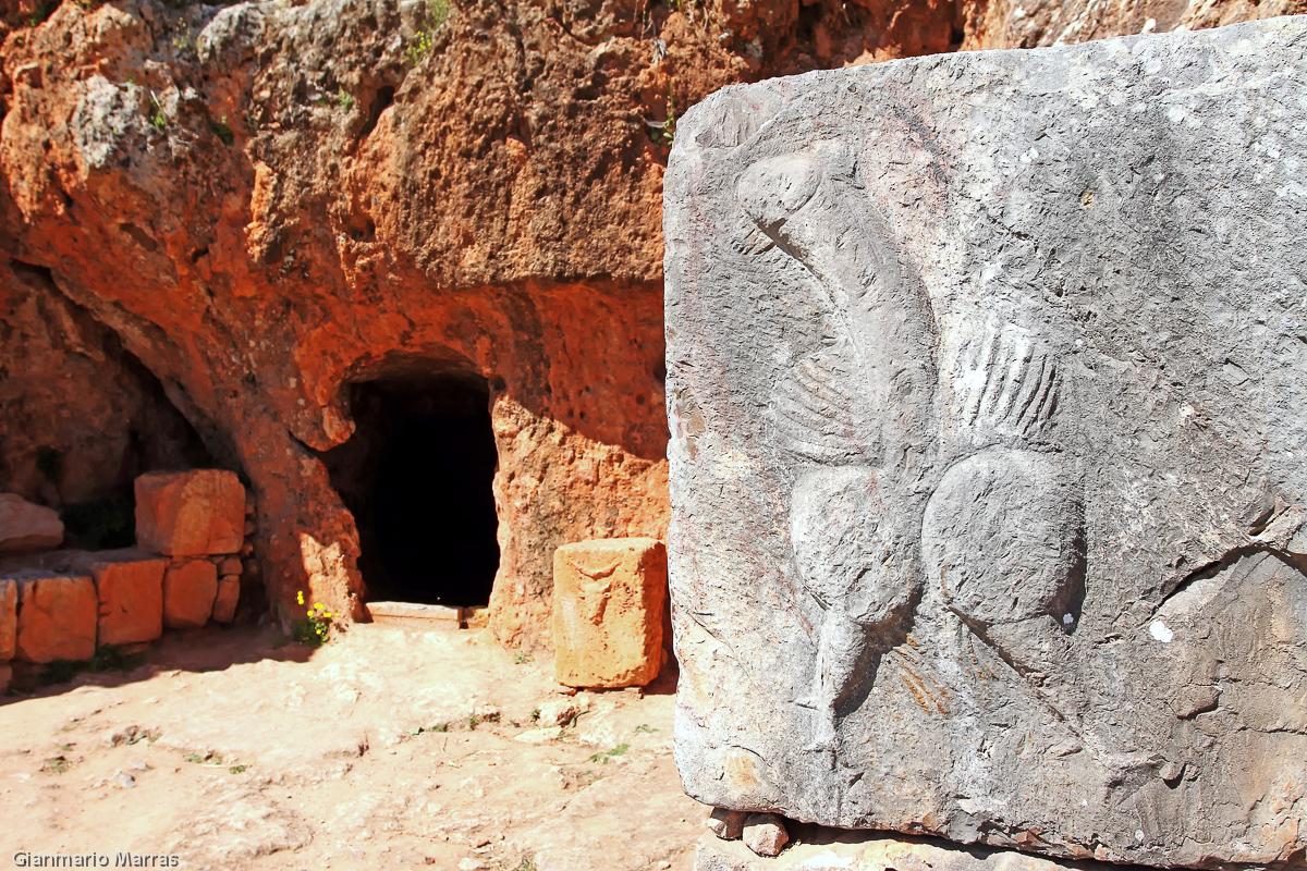 Algeria - Tiddis, in epoca romana Castellum Tidditanorum