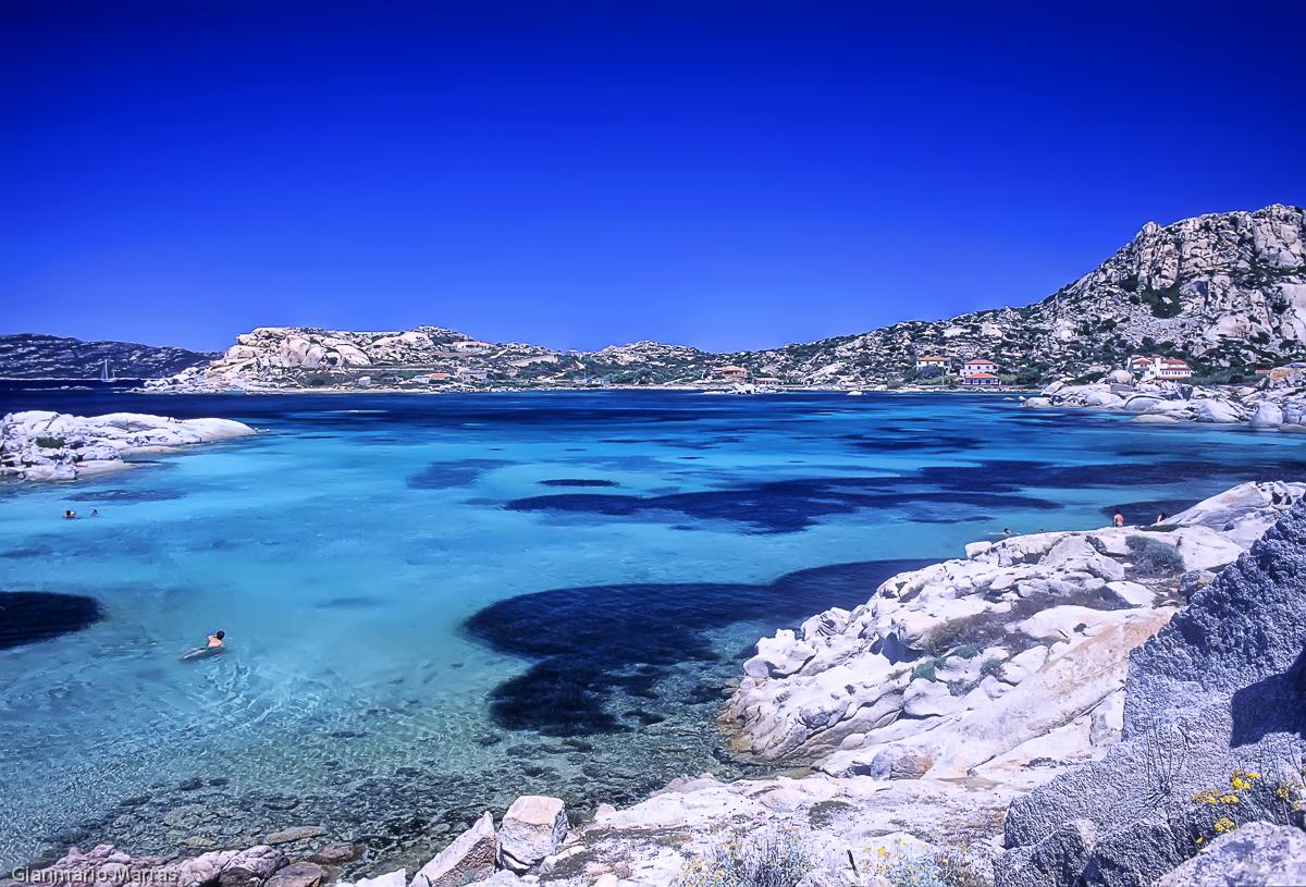 La Maddalena - Punta Tegge