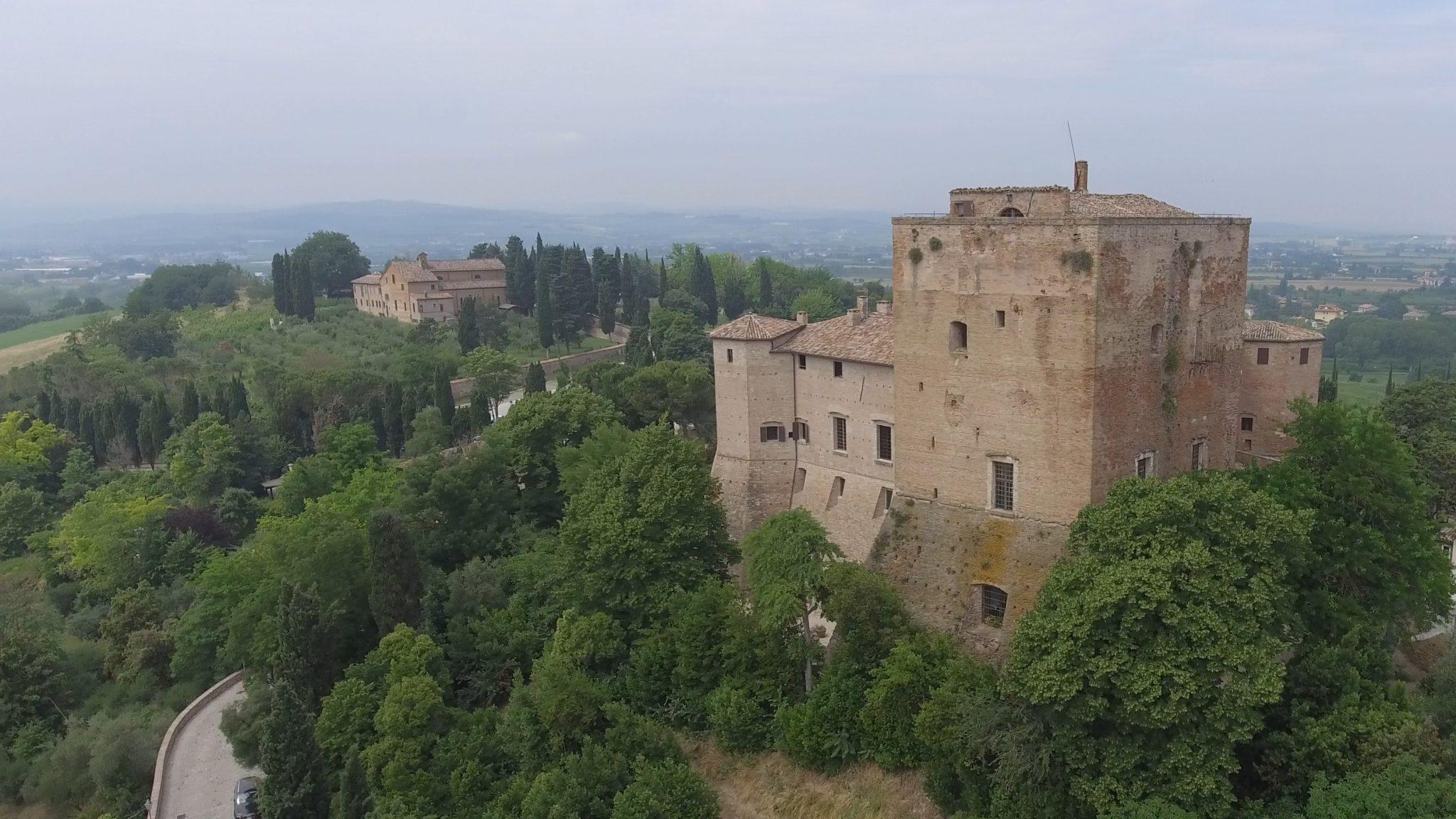 Romagna Castello di Santarcangelo