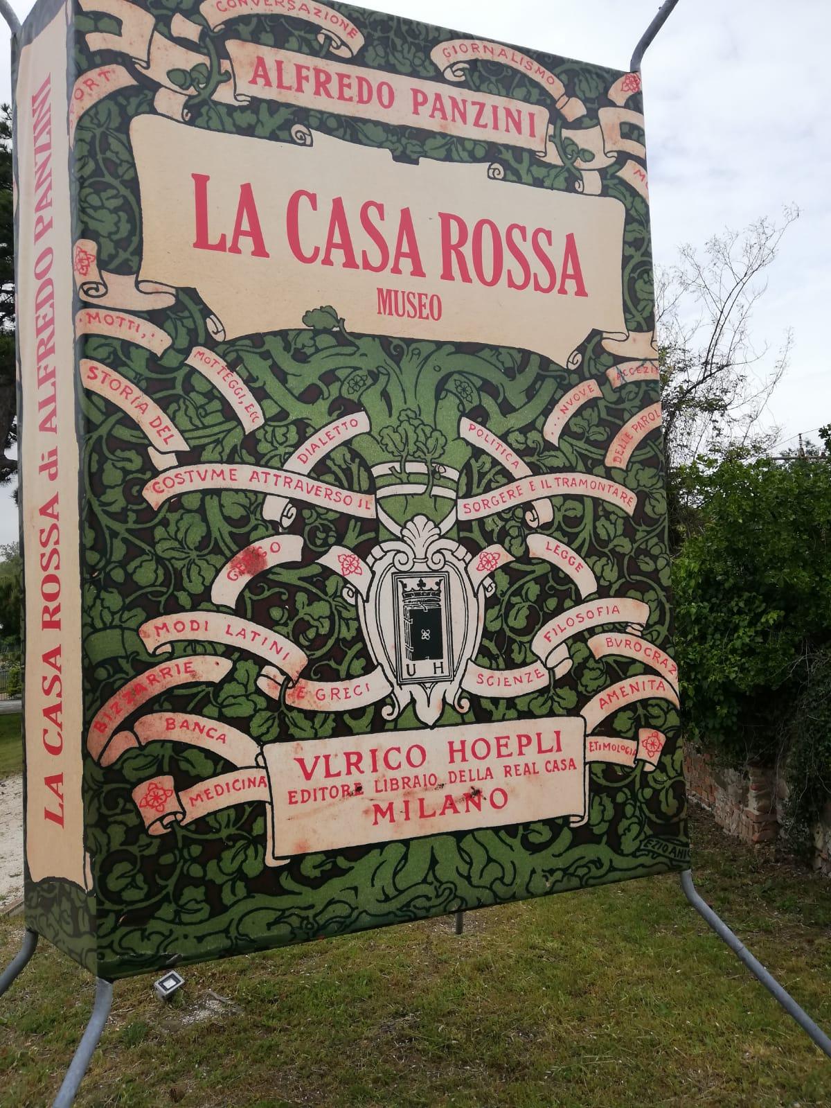 Romagna la casa rossa