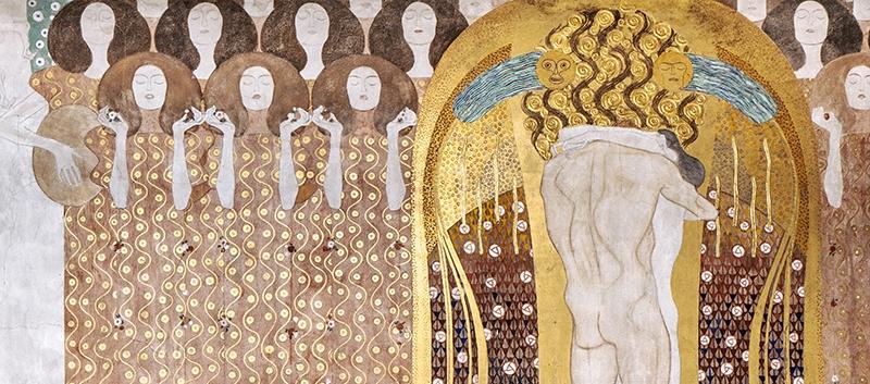 Klimt, Beethovenfries