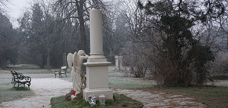 Sankt Marxer Friedhof, tomba di Mozart