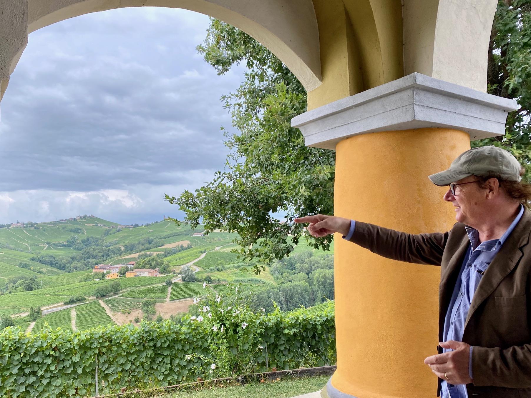 Chiesetta di Coazzolo (foto di Germana Cabrelle)